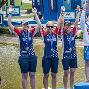 U.S. Women's Recurve Archery Team