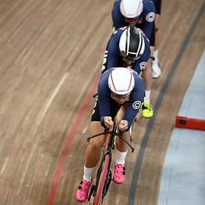 U.S. Women's World Cup Pursuit Team