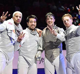 U.S. Men's Foil Team