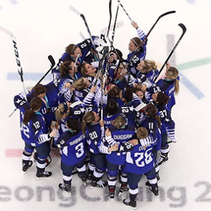 U.S. Women's Ice Hockey Team