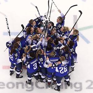 U.S. Women's Ice Hockey Team