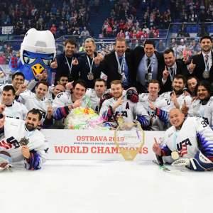 U.S. Sled Hockey National Team