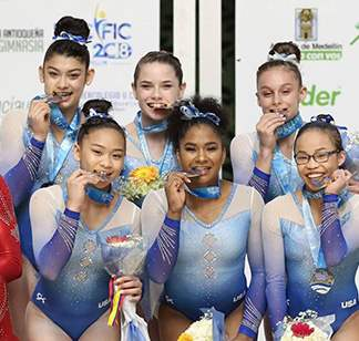 U.S. Women's Artistic Team