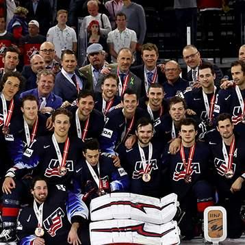 U.S. Men's Ice Hockey National Team