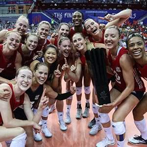 U.S. Women's Volleyball Team