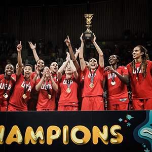 U.S. Women's Basketball World Cup Team