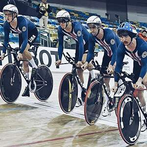 U.S. Men's Team Pursuit