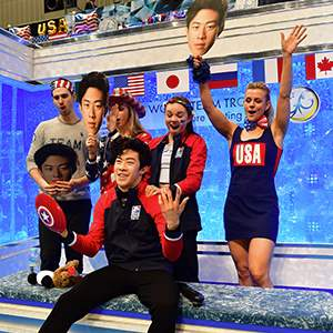 U.S. World Team Trophy Team