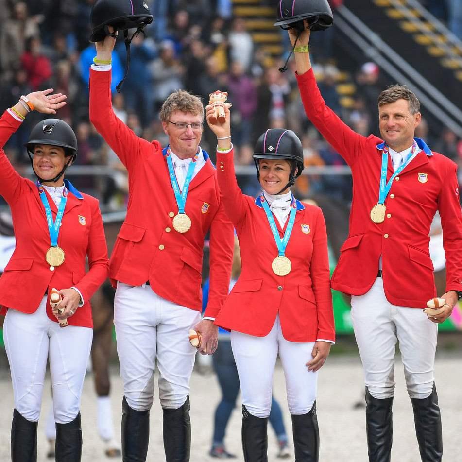 U.S. Eventing Team