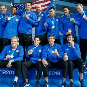 U.S. Men's National Water Polo Team