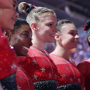 U.S. Women's Gymnastics World Championships Team