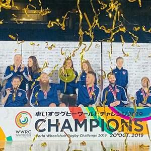 U.S. Wheelchair Rugby World Challenge Team
