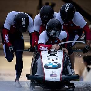 U.S. Men's Four-Man Team