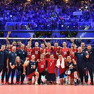 U.S. Men's Volleyball Team